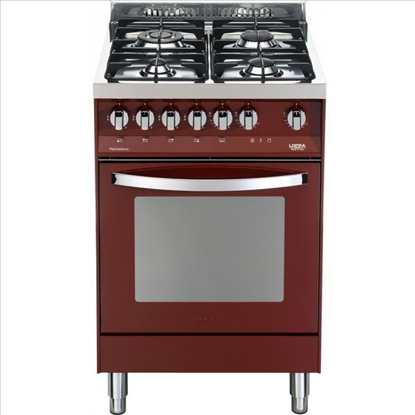 תנור משולב כיריים Lofra PR66MF