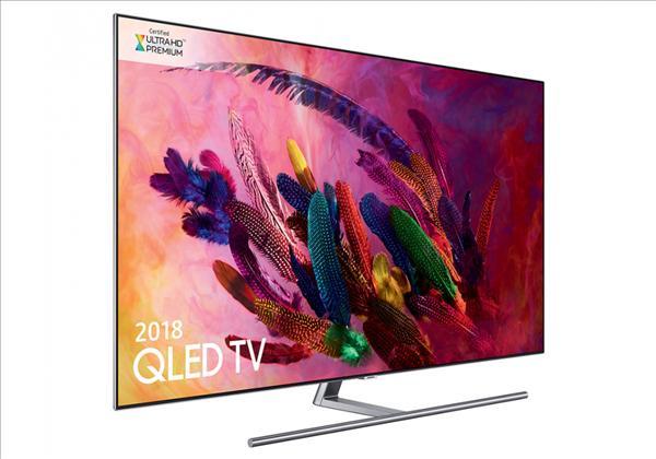"טלוויזיה Samsung 55"" QLED 4K Smart QE55Q7FN סמסונג"