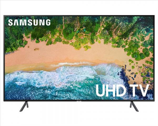 """טלוויזיה Samsung 75"""" Smart 4K UE75NU7100 סמסונג"""