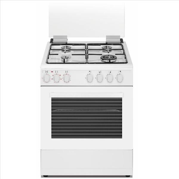 תנור משולב כיריים Lenco LFS6049WT לנקו