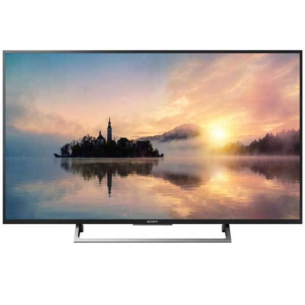 "טלוויזיה Sony 43"" 4K TV KD-43XF7096BAEP סוני"