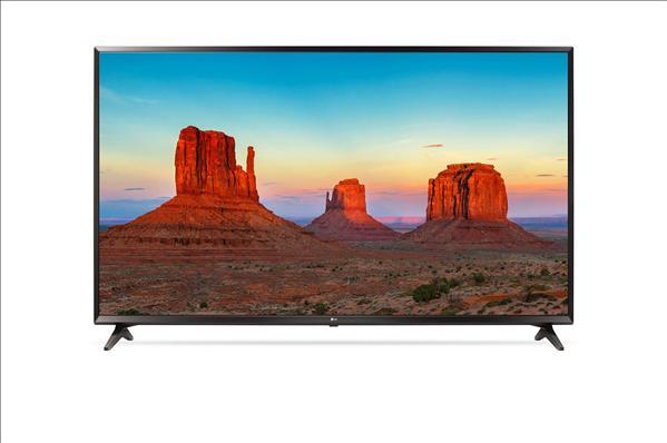 "טלוויזיה LG 55"" Smart 4K LED 55UK6300Y אל ג'י"