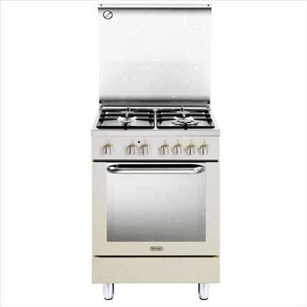 תנור משולב כיריים Delonghi NDS577AV דה לונגי