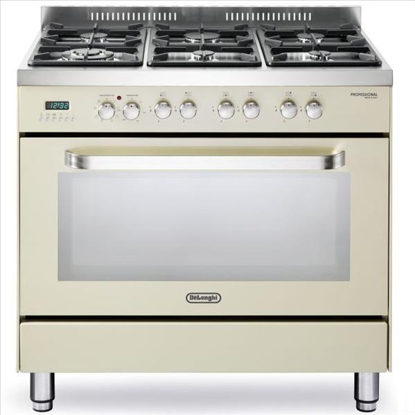 תנור משולב כיריים Delonghi NDS979V דה לונגי