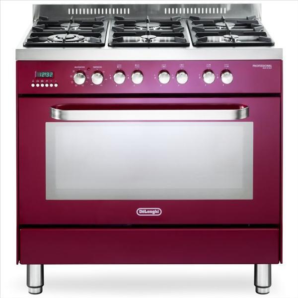 תנור משולב כיריים Delonghi NDS979FR דה לונגי