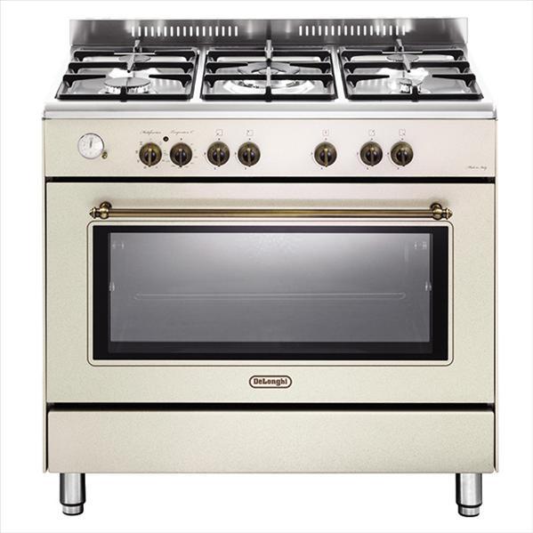 תנור משולב כיריים Delonghi NDS951AN דה לונגי
