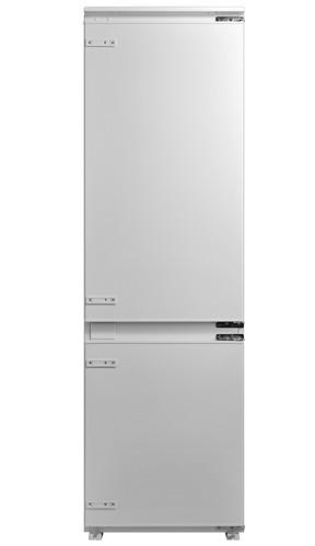 מקרר משולב מקפיא בנוי מידאה דגם HD332RWENS לבן