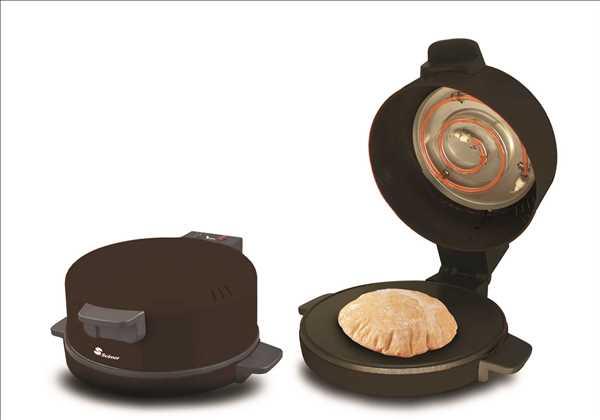 מכשיר Master bake להכנת פיתות ופיצות SELMOR סלמור דגם SE-329