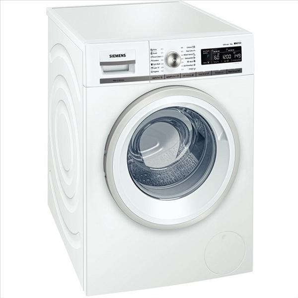 """מכונת כביסה פתח קידמי Siemens WM14W520IL 9 ק""""ג סימנס"""