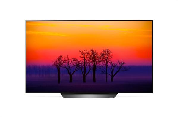 טלוויזיה LG OLED55B8 4K 55 אינטש