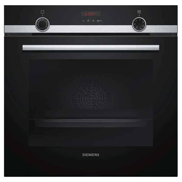 תנור בנוי 71 ליטר פירוליטי Siemens HB574ABR0Y שחור סימנס