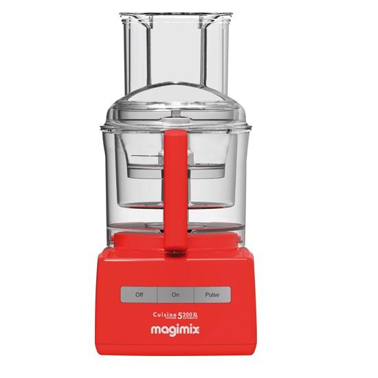 מעבד מזון Magimix CS5200ORXLD