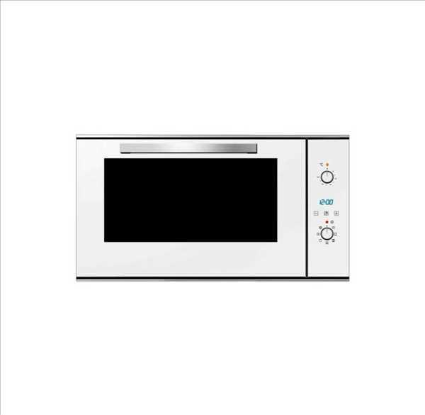"""תנור בנוי 90 ס""""מ Sauter SBI9900W לבן סאוטר"""