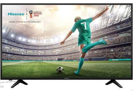 טלוויזיה Hisense H55A6100 4K 55 אינטש הייסנס