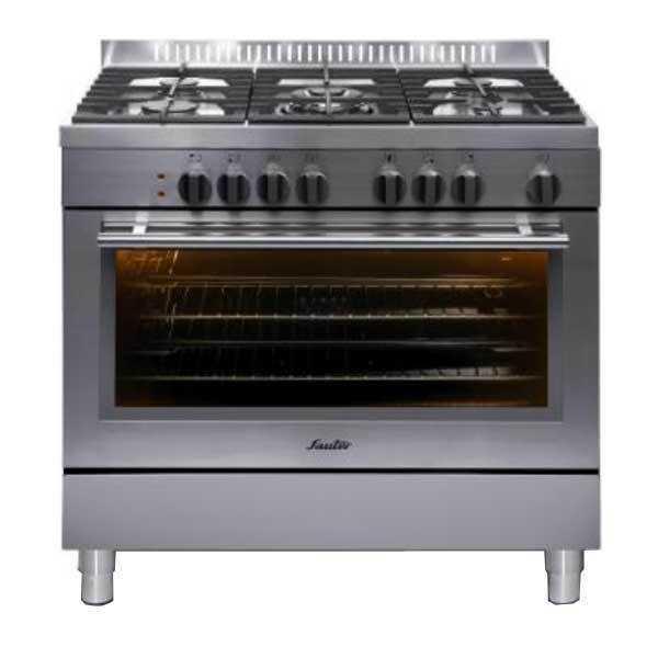 """תנור משולב מפואר 90 ס""""מ Sauter PRO5000 סאוטר"""
