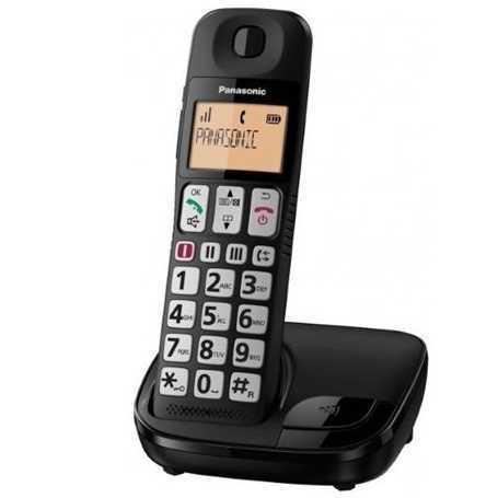 טלפון אלחוטי Panasonic KX-TGE110 פנסוניק