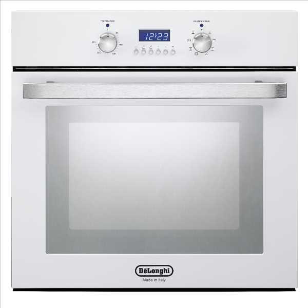 תנור בנוי מפואר Delonghi NDB435 לבן דלונגי