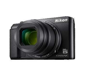 מצלמה קומפקטית Nikon CoolPix A900BL ניקון