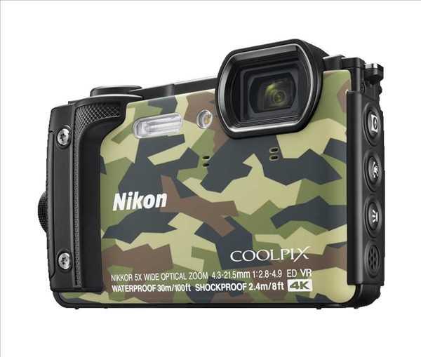 מצלמה Nikon Coolpix W300 CM ניקון +תיק