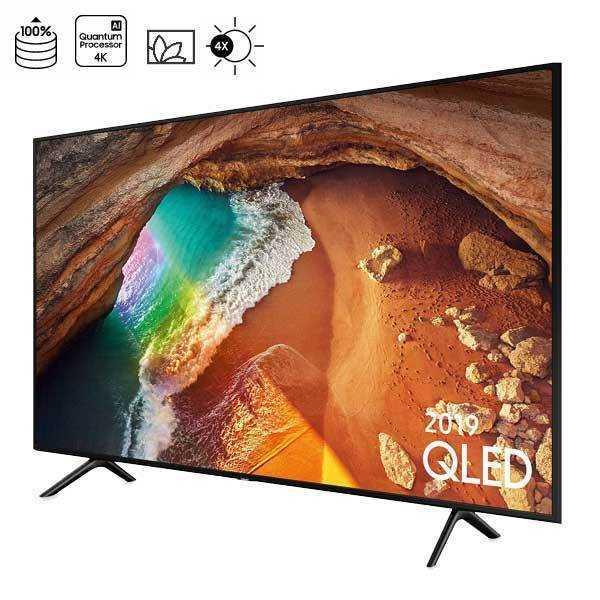 "טלוויזיה Samsung 75"" Smart 4K QE75Q60R סמסונג"