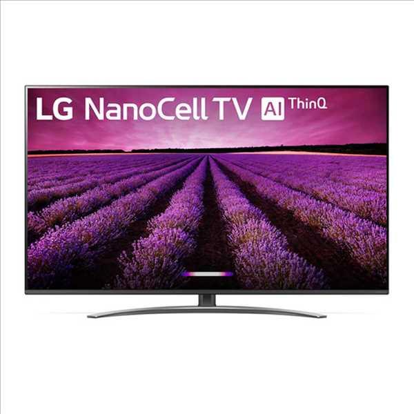 """טלוויזיה LG 55""""  Smart 4K NanoCell 55SM8100 אל ג'י"""