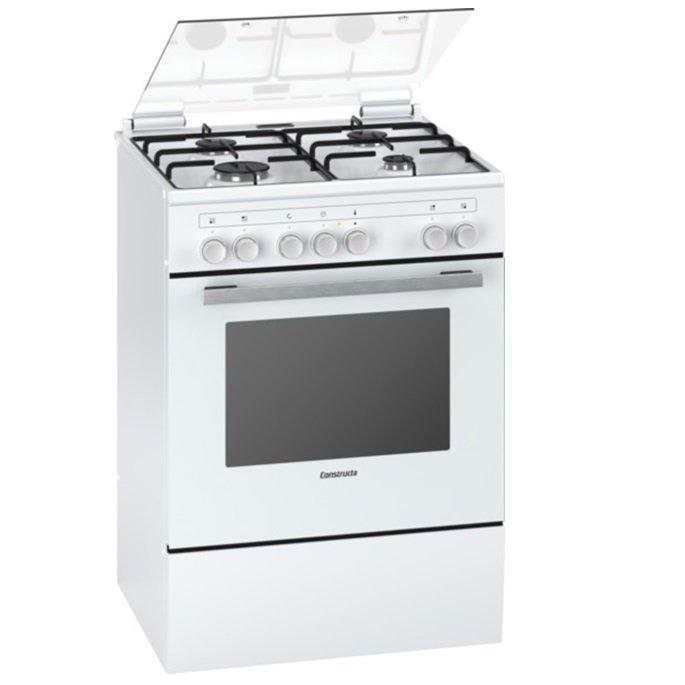 תנור משולב CONSTRUCTA דגם CH755720IL לבן