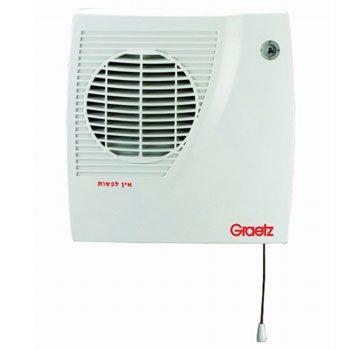 מפזר חום לאמבטיה GRAETZ דגם GR2100