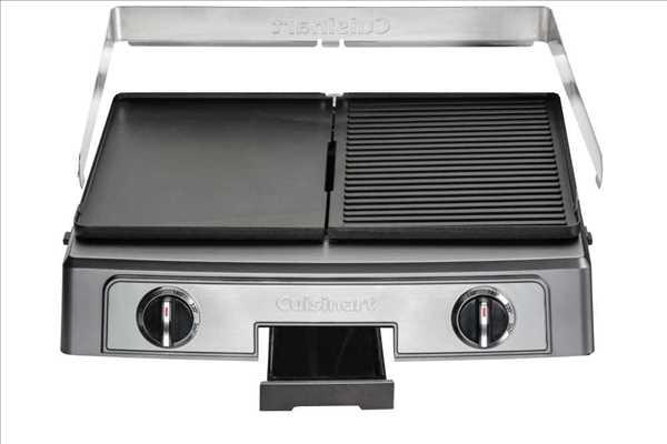 Cuisinart פלאנצ'ה גריל חשמלית מקצועית דגם PL50E