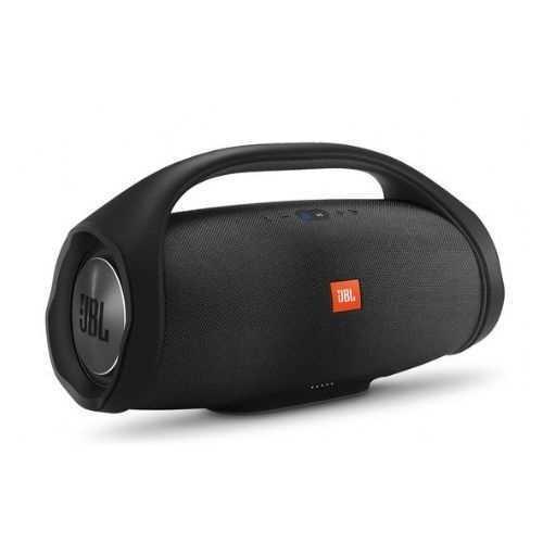 רמקול נייד JBL Boombox-GR בצבע שחור