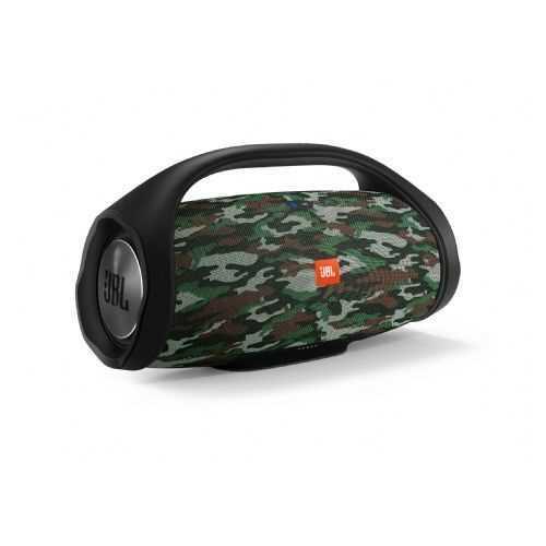 רמקול נייד JBL Boombox-GR בצבע ירוק צבאי