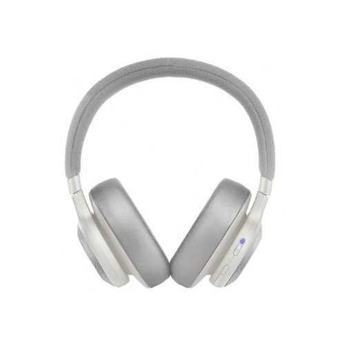 אוזניות JBL E65BTNC Bluetooth - לבן