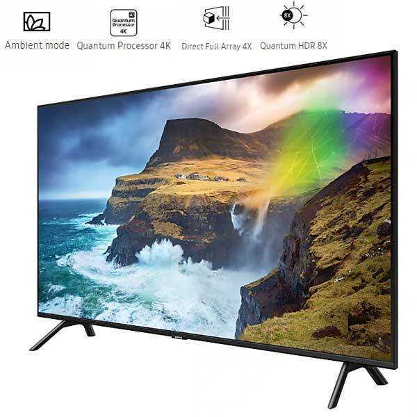 "טלוויזיה Samsung 75"" QLED Smart 4K QE75Q70R סמסונג"