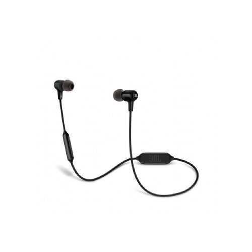 אוזניות JBL E25BT Bluetooth - שחור