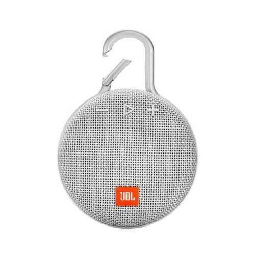 רמקול נייד JBL Clip 3 - לבן