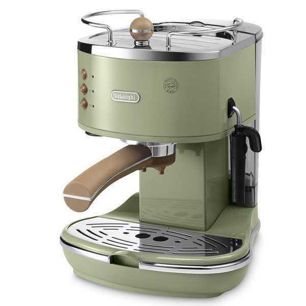 מכונת קפה דלונגי אספרסו ידנית Delonghi ECOV311 ירוק