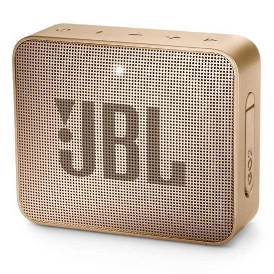 רמקול נייד JBL GO 2 - שמפניה