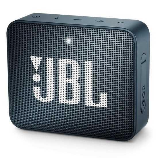 רמקול נייד JBL GO 2 - נייבי