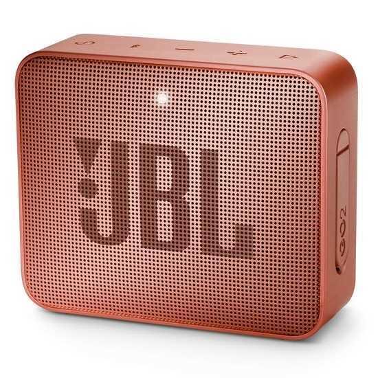 רמקול נייד JBL GO 2 - חום