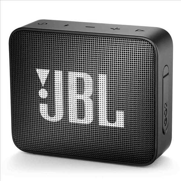 רמקול נייד JBL GO 2 - שחור