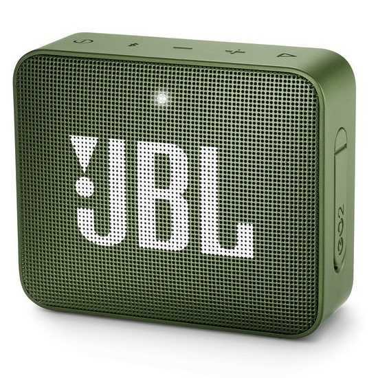 רמקול נייד JBL GO 2 - ירוק