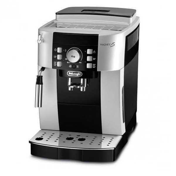 מכונת אספרסו Delonghi MAGNIFICA S ECAM 21.117.SB דלונגי