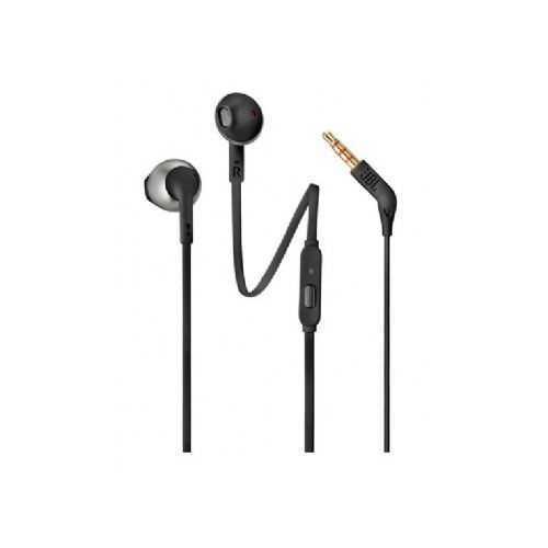 אוזניות חוטיות JBL T205