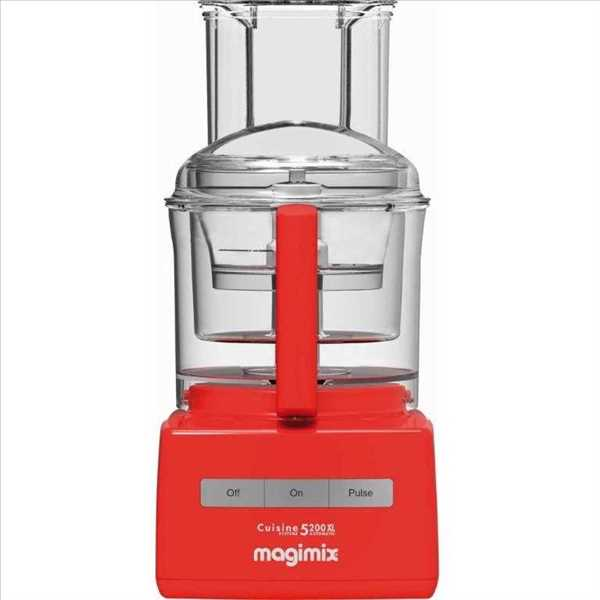 מעבד מזון Magimix CS5200JORXL PREMIUM מג'ימיקס