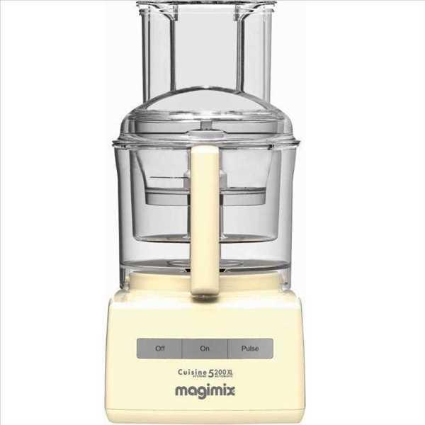 מעבד מזון Magimix CS5200JCRXL PREMIUM מג'ימיקס