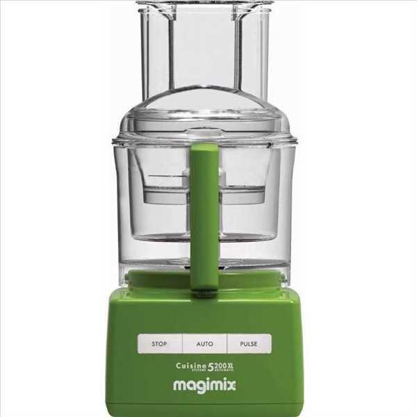 מעבד מזון Magimix CS5200JGRXL PREMIUM מג'ימיקס