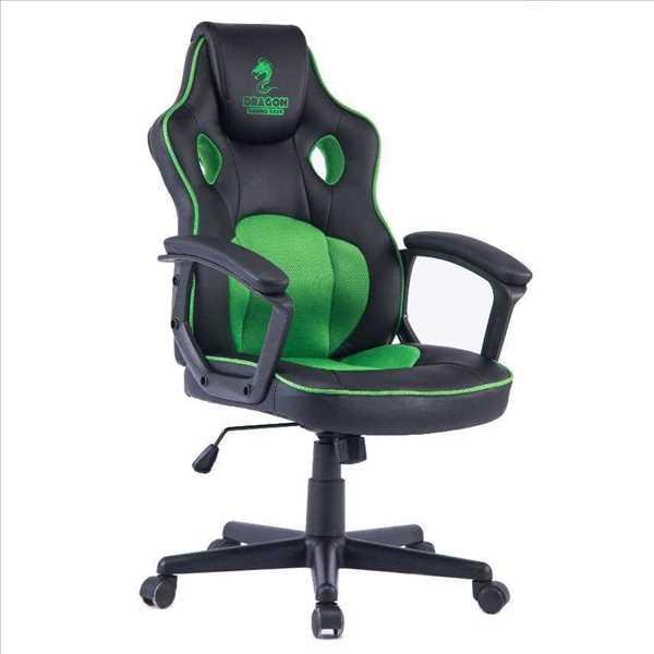 כיסא גיימנג Dragon Combat ירוק