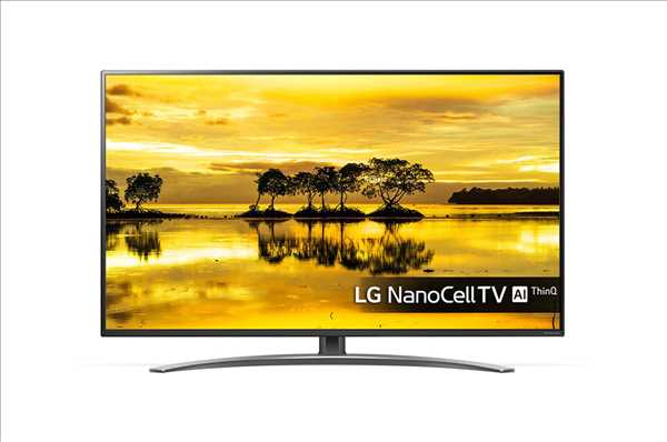 """טלוויזיה LG 65""""  Smart 4K NanoCell 65SM9000 אל ג'י"""