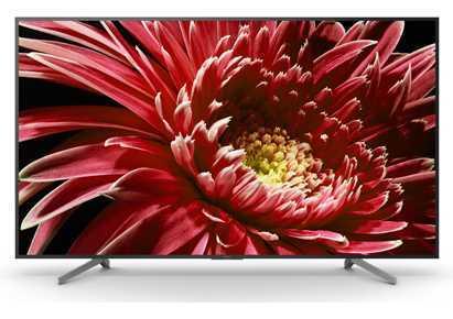 טלוויזיה Sony KD-75XG8596BAEP 4K 75 אינטש