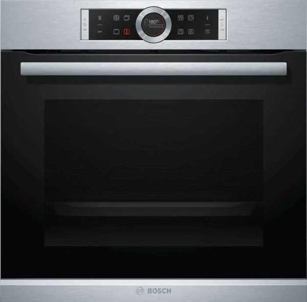 תנור בנוי פירוליטי Bosch HBG6725S2 בוש