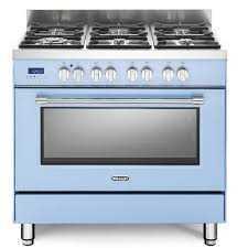תנור משולב כיריים Delonghi NDS981T דה לונגי